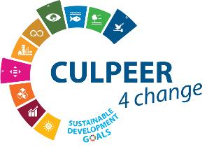 Logo CULPEER for change
