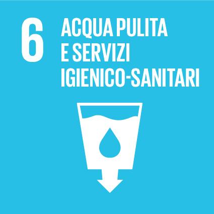 Obiettivi di Sviluppo Sostenibile 6